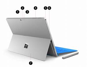 Surface Pro 4 Features