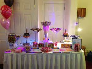 Black 50th Birthday Decorations by 50th Birthday Party Sweet Table Rianos Maidstone