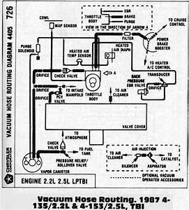 87 2 2 Dakota Wiring Diagram