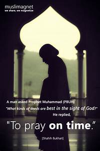 Islamic Quotes By Prophet Muhammad About Praying. QuotesGram