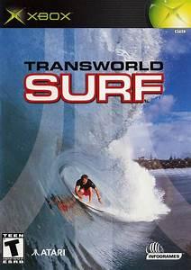 Transworld Surf Box Shot For Xbox Gamefaqs