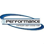 Performance Dodge Chrysler Jeep Ram by Performance Dodge Chrysler Jeep Ram General Sales Manager