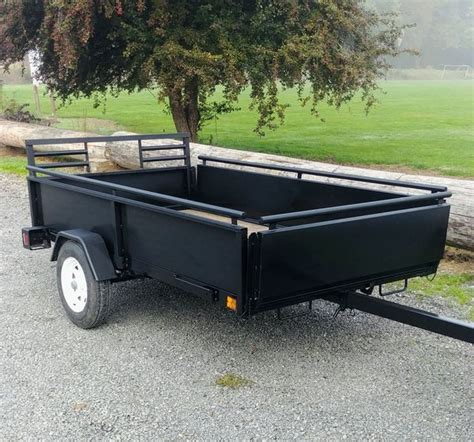 Boat Trailers For Sale Kent by 5x8 Utility Trailer For Sale In Kent Wa Offerup