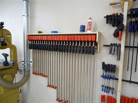 parallel clamp rack  wood whisperer