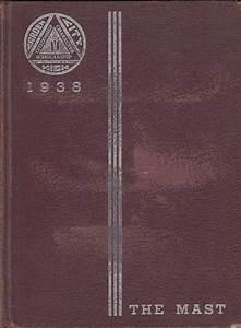 The Mast 1938 Yearbook Garden City High School Garden City ...