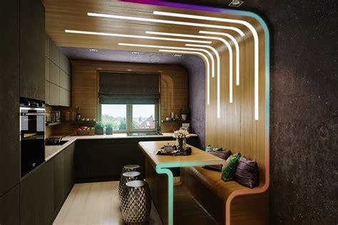 stylish  organize awesome studio apartment designs