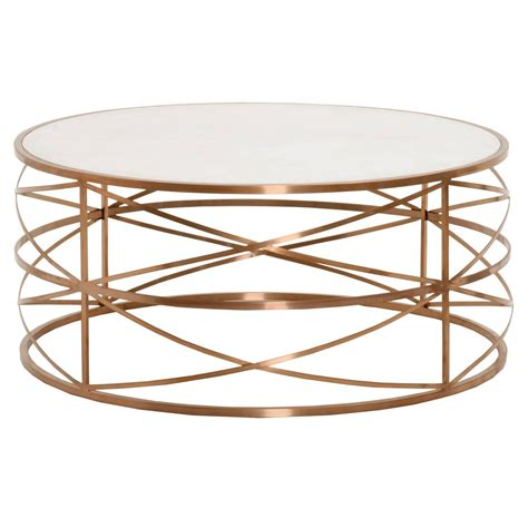 Set of 2 round gold coffee tables interior furniture homeware gottlieb glass table ember chrome tray hessmer cfs uk allure base and tempered fusion margot champagne fads cie medium metal with a c pattern picture perfect home light contemporary möble bonaldo planet circular brass rockett st george. 15 Collection of Gold Round Coffee Table