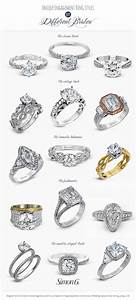 simon g engagement ring styles for every bride us236 With different types of wedding rings
