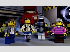 Top Gear's LEGO clip goes viral! Top Gear