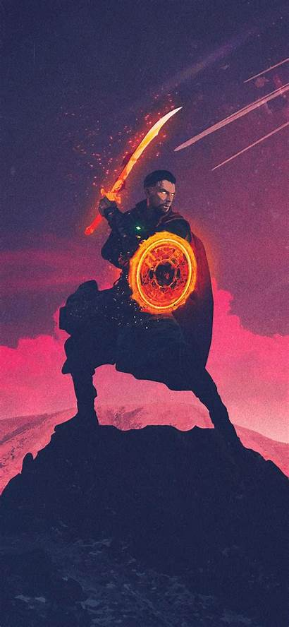 Strange Doctor Iphone Infinity War Background