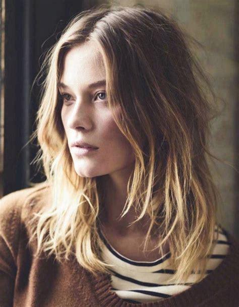 coupe de cheveux carré coupe de cheveux ondul 233 s blonds automne hiver 2016