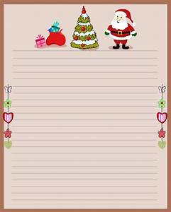 printable christmas stationery to use for the holidays With christmas letter paper and envelopes