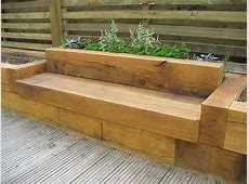 Raised Garden Bed With Seating Garden Inspiration