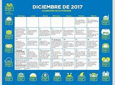 Calendario de actividades para trabajar la lectura a
