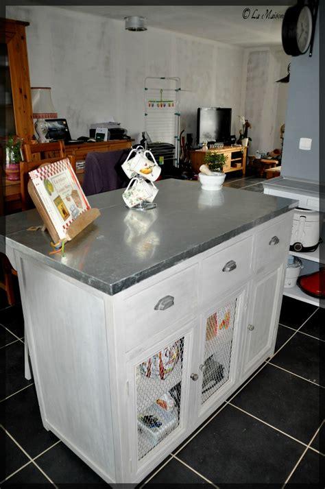 ilot cuisine maison du monde ilot central maison du monde kirafes