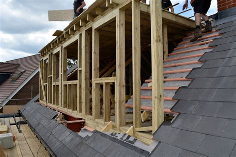 Building A Dormer Roof by How To Get A Loft Conversion Yell Home Garden