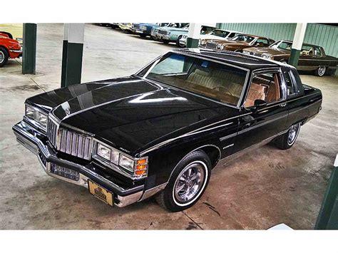 pontiac bonneville in the 1980s howstuffworks 1980 pontiac bonneville for sale classiccars com cc 975062