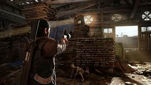 Days Gone Will Run At Dynamic 4K Resolution With HDR On ...