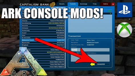 Console Mods by Ark Console Mods What Is Coming New Mods