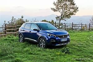 Peugeot 3008 Essai : essai peugeot 3008 ii 1 6 thp 165 mont e en gamme incontestable french driver ~ Gottalentnigeria.com Avis de Voitures