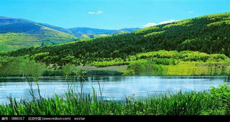绿色风景桌面壁纸_自然风景壁纸 - 随意贴