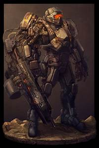 Robot warrior from beyond by GeniusFetus on DeviantArt
