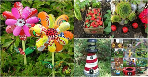 Garden Decoration by 30 Adorable Garden Decorations To Add Whimsical Style To