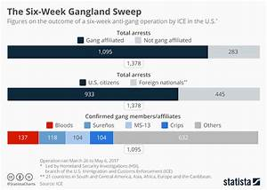 Anti Gun Control Charts Chart 1 378 Arrests During Six Week Gangland Sweep In The