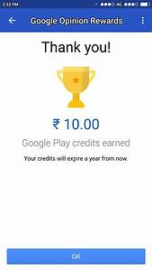 Google Opinion Rewards App | How to Earn Free Google Play ...