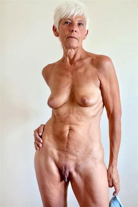 Nude Granny Old Lady Old Mature Oma Grandma