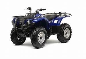 Yamaha Grizzly 450 Service Manual Repair 2007