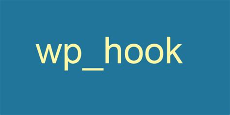 Guide To Using Hooks In Custom Functions
