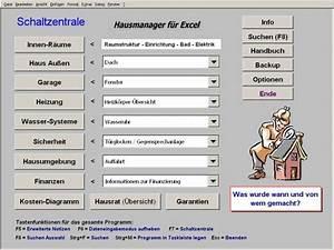 Ista Abrechnung Prüfen : hausmanager f r excel download ~ Themetempest.com Abrechnung