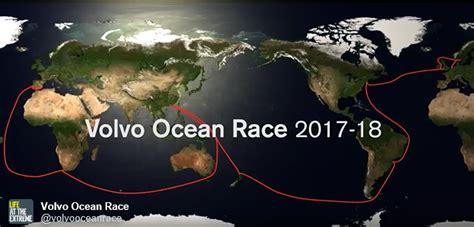 volvo ocean race announces tougher route