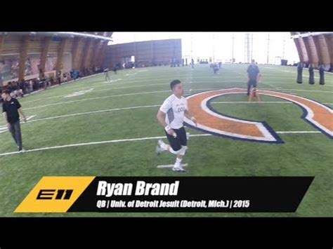 Gopro Ryan Brand Elite 11 Chicago Qb Pressure Chamber