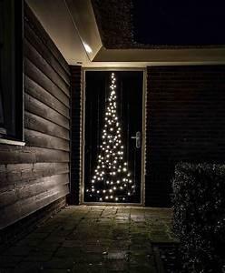 Weihnachtsbaum Led Außen : fairybell led weihnachtsbaum t rh nger 120 led warmwei au en 2 1m kaufen ~ Markanthonyermac.com Haus und Dekorationen
