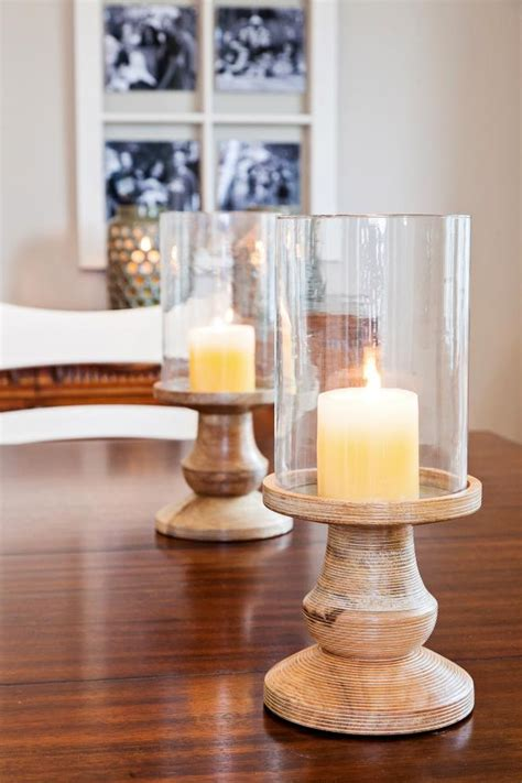 simple dining room centerpiece hgtv