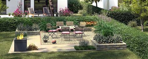 Sitzplatz Im Garten by Garten Sitzecke Grillplatz Gestalten Obi Gartenplaner