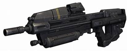 Halo Rifle Ma37 Assault Sci Fi Individual