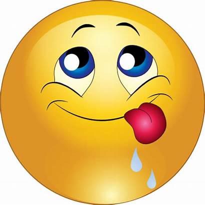 Smiley Delicious Emoticon Clipart وجه لذيذ I2clipart