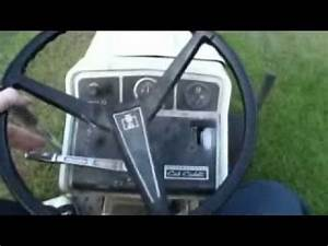 Ih Cub Cadet 149 Lawn Tractor