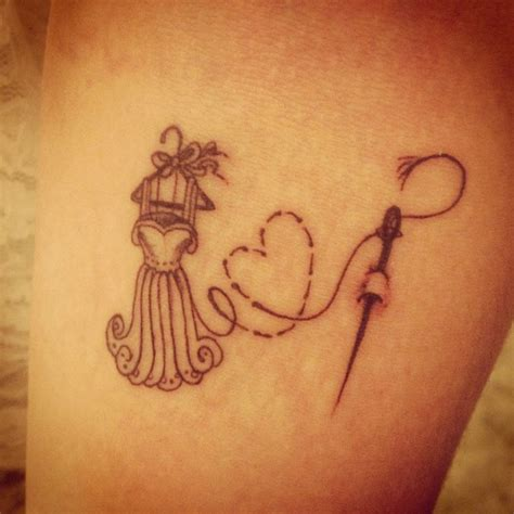 Fashion Tattoo! Loveeee  La Piel Que Habito Pinterest