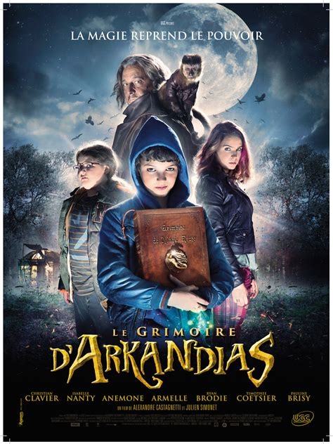 [critique] « Le Grimoire D'arkandias » Christian Clavier