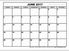june 2017 calendar canada calendar printable free
