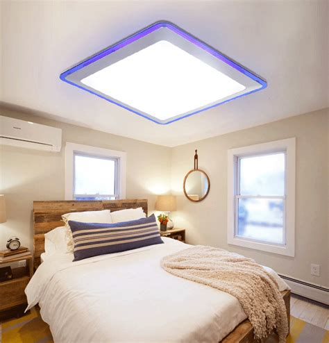 free shipping flush mount led modern ceiling light living