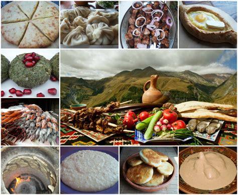 en cuisine georgian cuisine