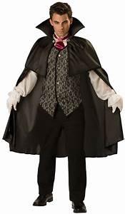 Adult Midnight Vampire Men Costume | $46.99 | The Costume Land