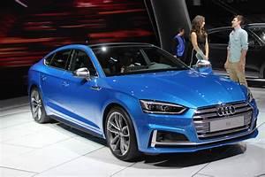 Audi A5 Sportback 2018 : 2018 audi a5 s5 sportback models heading to us news ~ Maxctalentgroup.com Avis de Voitures