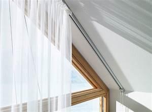 Duschvorhang Für Dachschräge : pin von agnes b auf einrichtung giebelfenster vorhangschiene und aluschienen ~ Heinz-duthel.com Haus und Dekorationen