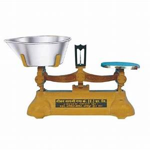 Manual Counter Weighing Scale At Rs 3500 00   Piece